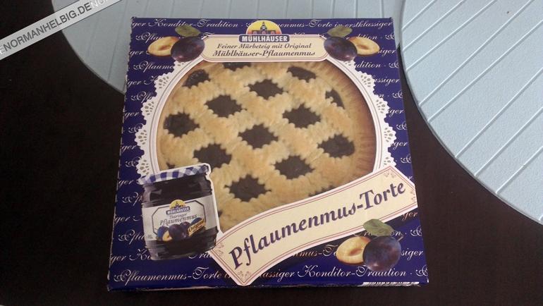 Mühlhäuser Pflaumenmus-Torte