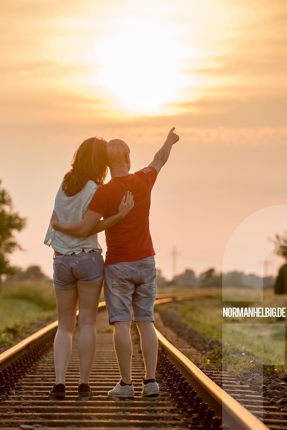 Alexandra Hofmann & Randy Möller