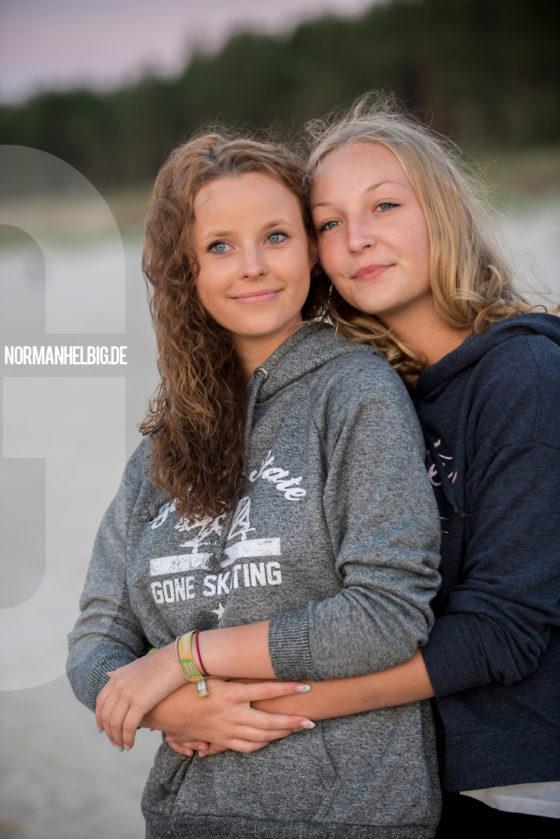 Selina S. & Mareike B.